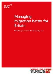 Managing migration better for Britain