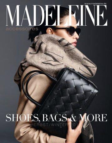 Каталог Madeleine Accessoires осень-зима 2016. Заказ обуви на www.catalogi.ru или по тел. +74955404949