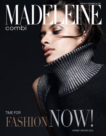 Каталог Madeleine Combi осень-зима 2016. Заказ одежды на www.catalogi.ru или по тел. +74955404949