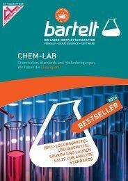 Chemikalien – die Bestseller gesammelt in einer Aktion