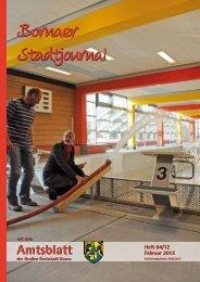Amtsblatt Amtsblatt - Druckhaus Borna
