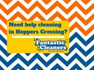 Fantastic Cleaners Hoppers Crossing