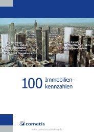 Immobilien kennzahlen 100 www.cometis-publishing