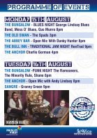 Paisley Music Week  Programme 2016 - Page 5
