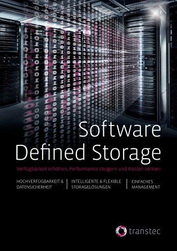 Software Defined Storage Rev. 2.0 - de