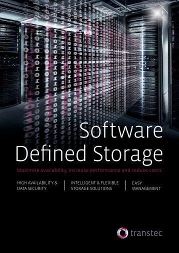Software Defined Storage Rev. 2.0 - en