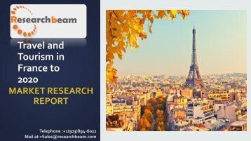 Travel and Tourism in France to 2020
