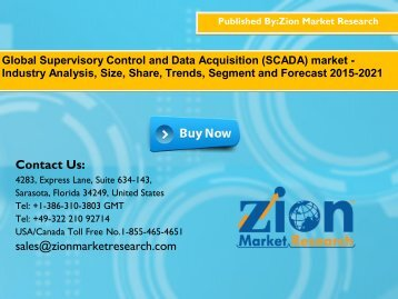 Supervisory Control and Data Acquisition Market
