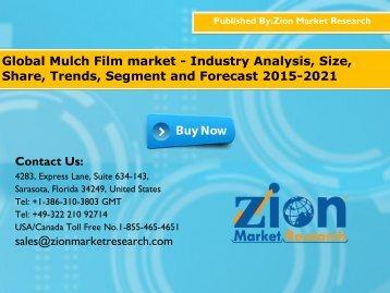 Mulch Film Market