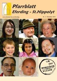 Pfarrblatt 12-2010