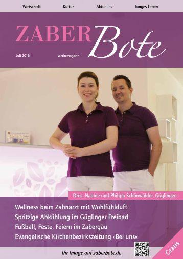 ZaberBote 2016-07