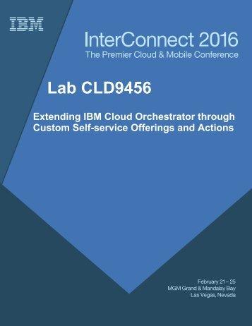 Lab CLD9456