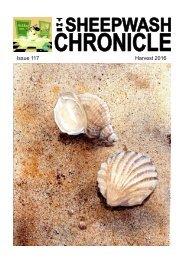 Sheepwash Chronicle Harvest 2016 edition