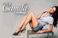 Catalogo Camila  PARTE 1