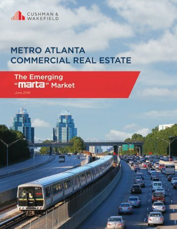 METRO ATLANTA COMMERCIAL REAL ESTATE