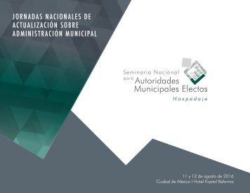 Municipales Electas