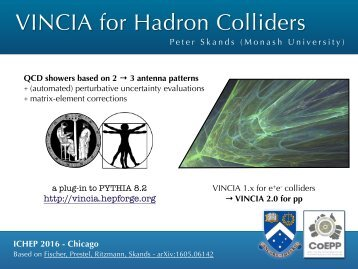 VINCIA for Hadron Colliders
