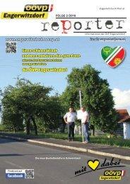 OÖVP Engerwitzdorf Reporter - Folge 2/2016
