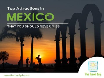 Why You Should Choose Mexico Vacation Packages