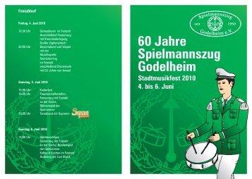 Festzeitschrift vom Jubiläumsfest 2010 (PDF, 11 MB) - Godelheim