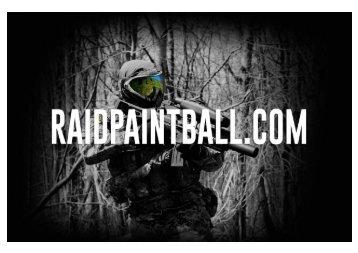 RaidPaintball.com