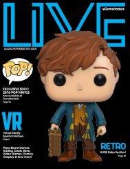 August September LIVE Magazine