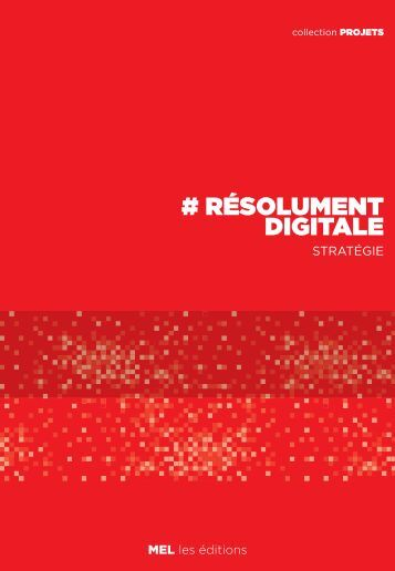 # RÉSOLUMENT DIGITALE