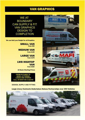 Page 18 Van Graphics