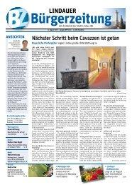 06.08.2016 Lindauer Bürgerzeitung