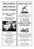 9. Juli 2011 ab 9.30 Uhr Gelände des EBG - Adelsheim - Seite 2