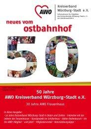 50 Jahre Kreisverband Würzburg-Stadt in Daten und Zahlen ...