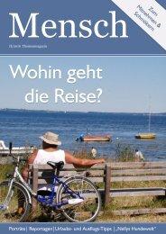 Magazin Mensch II 2016 Wohin geht die Reise_web