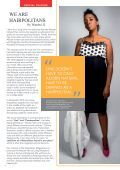 The Hairpolitan Magazine Vol-1 August-Sept 2016 - Page 6
