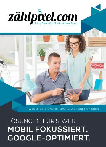 zählpixel.com - Online-Marketing & Web-Entwicklung