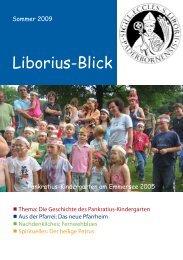 Dr. Auffenberg & Partner - Kath. Pfarramt St. Liborius Paderborn