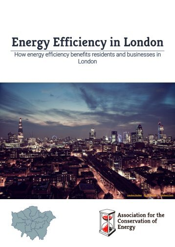 Energy Efficiency in London