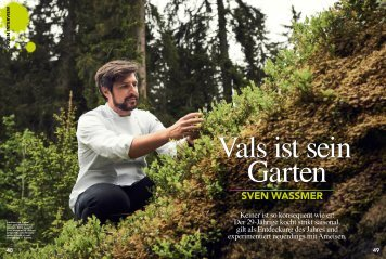 Vals ist sein Garten