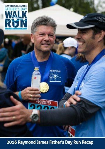 2016 Raymond James Father's Day Run Recap
