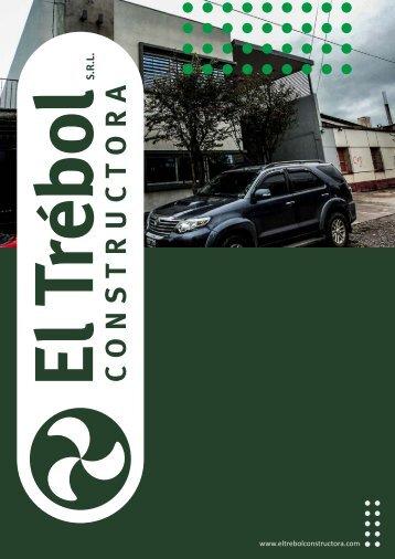 PRESENTACION EL TREBOL 2016