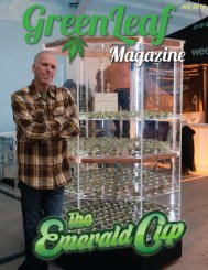 GreenLeaf Magazine - July 2016