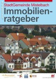 Wohnungssuche per Mausklick - Mistelbach