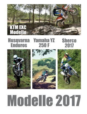 Modelle 2017