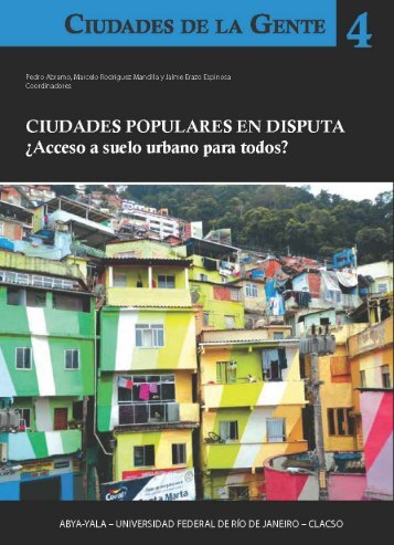 Ciudades populares en disputa