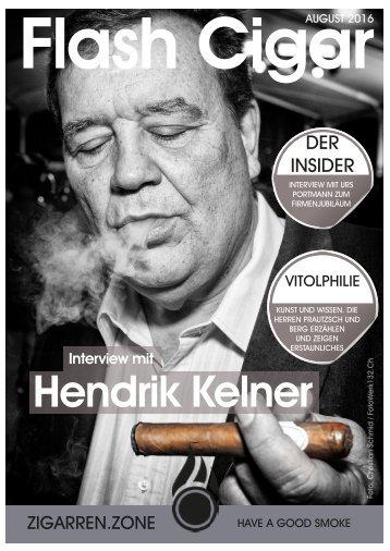 Flash Cigar August 2016