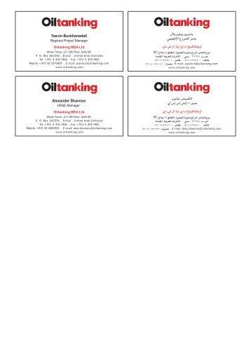 BC - oiltanking