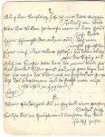 Original handgeschriebenes Liederheft Ostermanns von 1906 - Seite 4