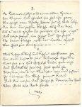 Original handgeschriebenes Liederheft Ostermanns von 1906 - Seite 7