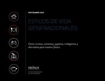 ESTILOS DE VIDA GENERACIONALES