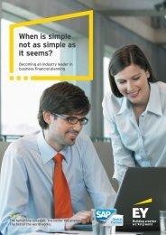When is simple not as simple as it seems?