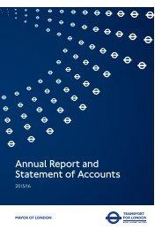 Statement of Accounts